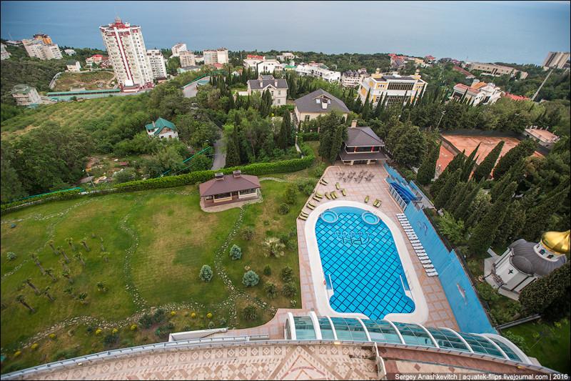 Как я отдохнул в Крыму... (это мнение, шапками не кидаться!)