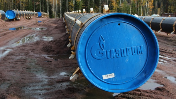 «Газпром» невидит рисков для «Северного потока-2» отсанкций США