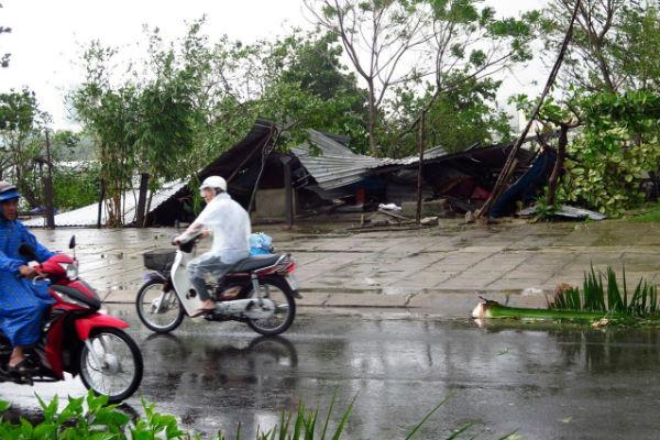 «Румбия» стал 18 тайфуном в Китае с ущербом на 6,2 млн долларов