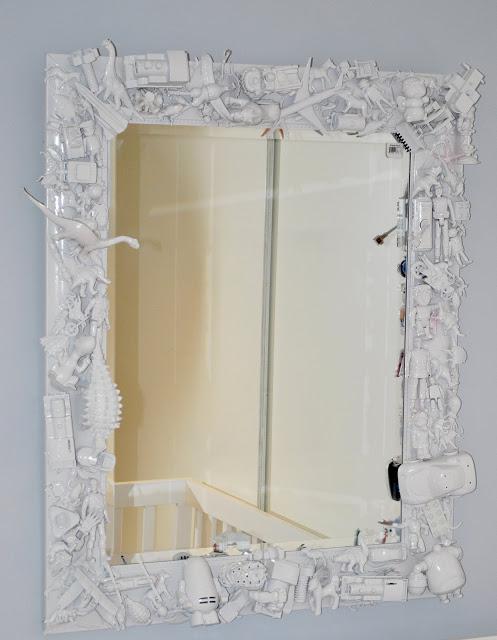 Как сделать рамку на зеркало своими руками из дерева