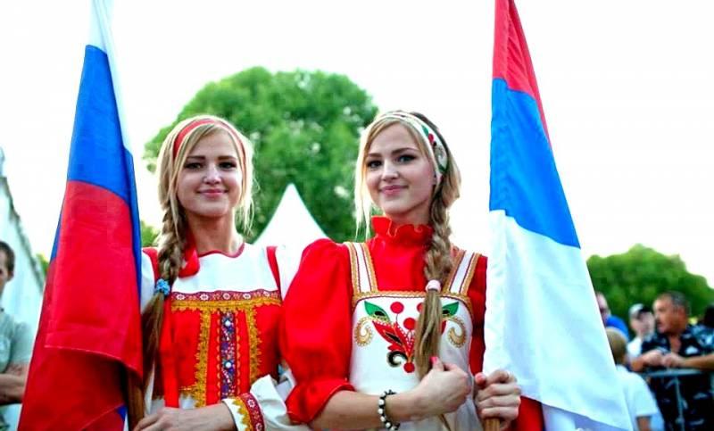 Где больше всего любят русских?