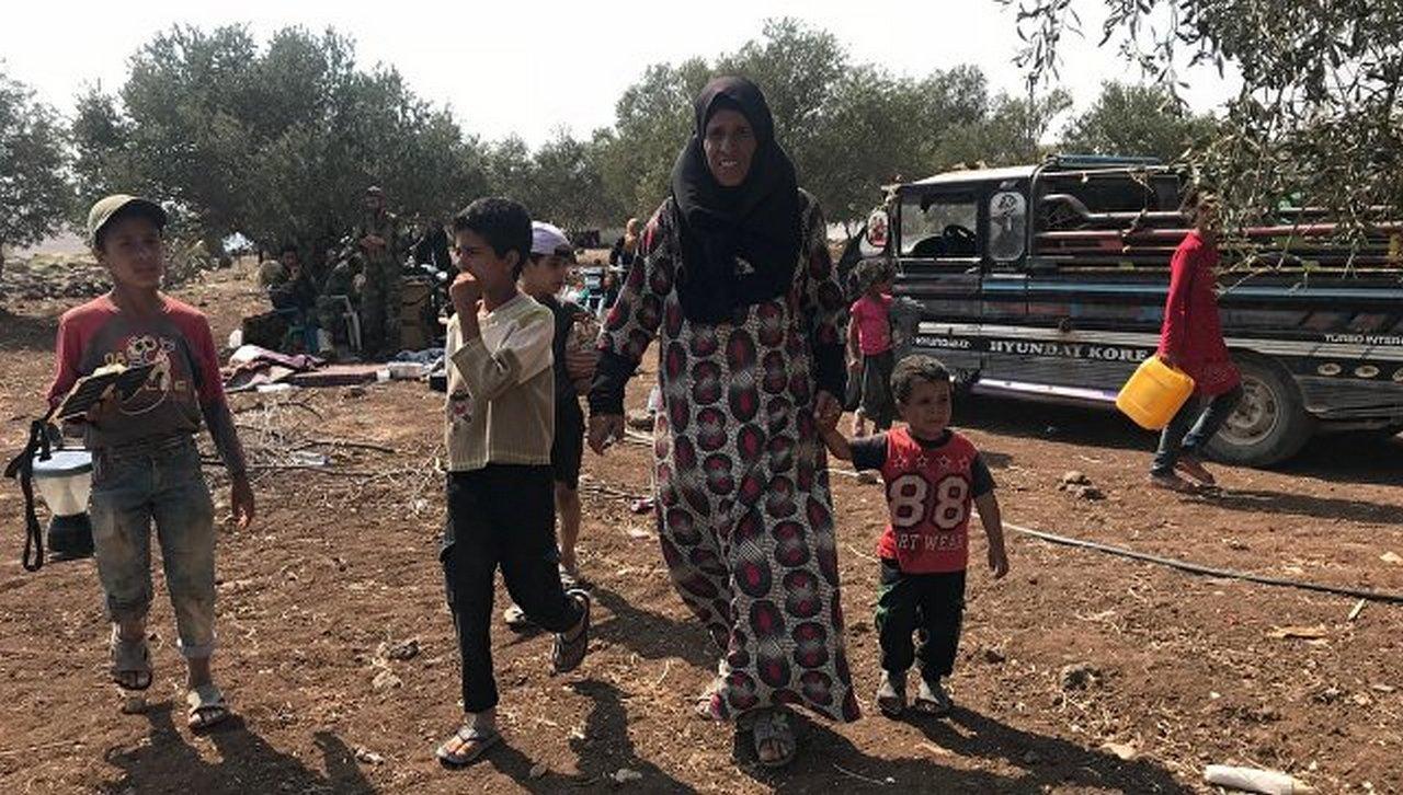 Миллионы возвращаются в Сири…