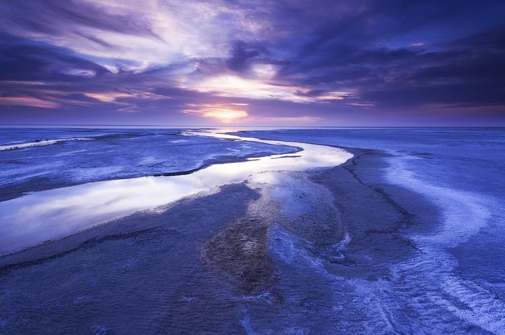Эльтон. Озеро неземной красоты. Находится в России