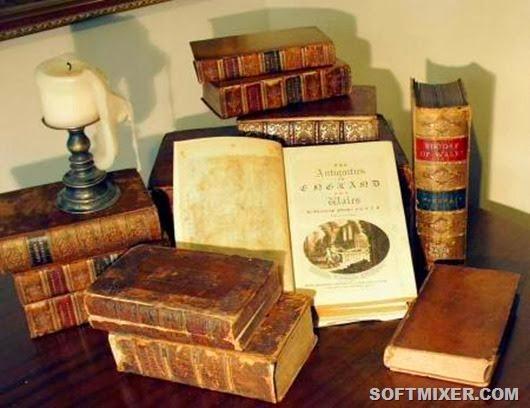 Перевернувшие мир… книги