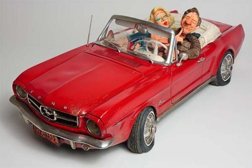 Ford Mustang — американская классика
