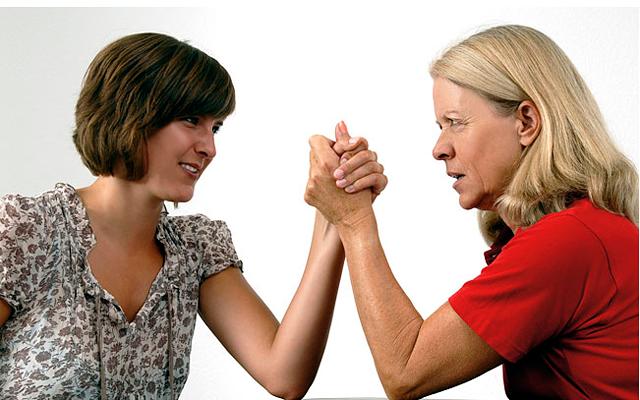 Свекровь и невестка: рецепты «дружбы»