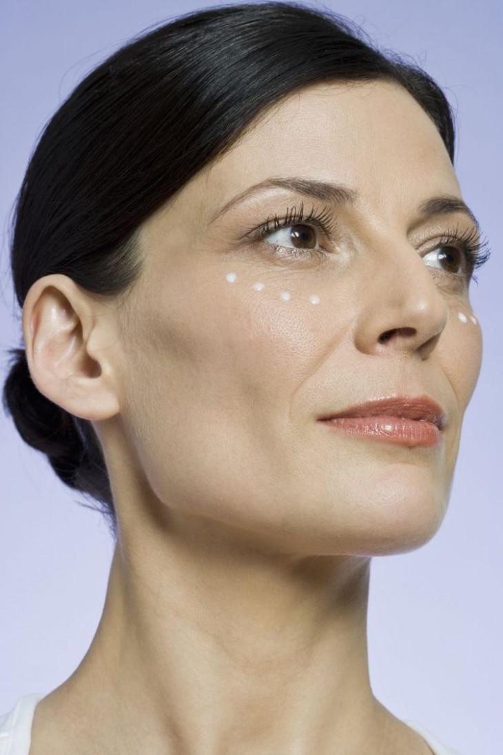 Правила лифтинг макияжа