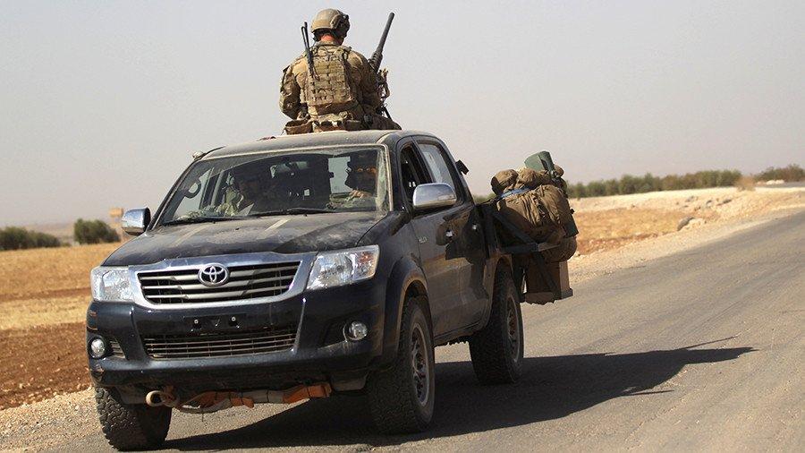 Нападение у Аль-Шаддади
