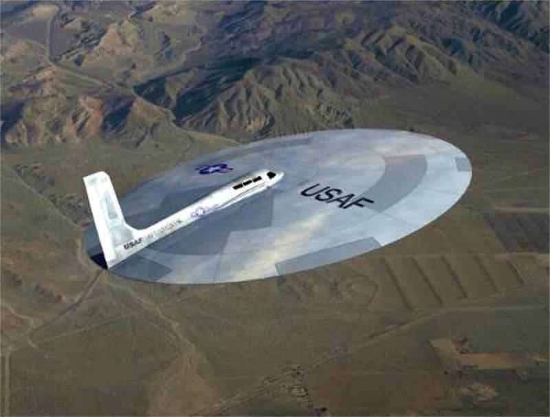 Американские летающие тарелки Lenticular ReEntry Vehicle: где они спрятаны?