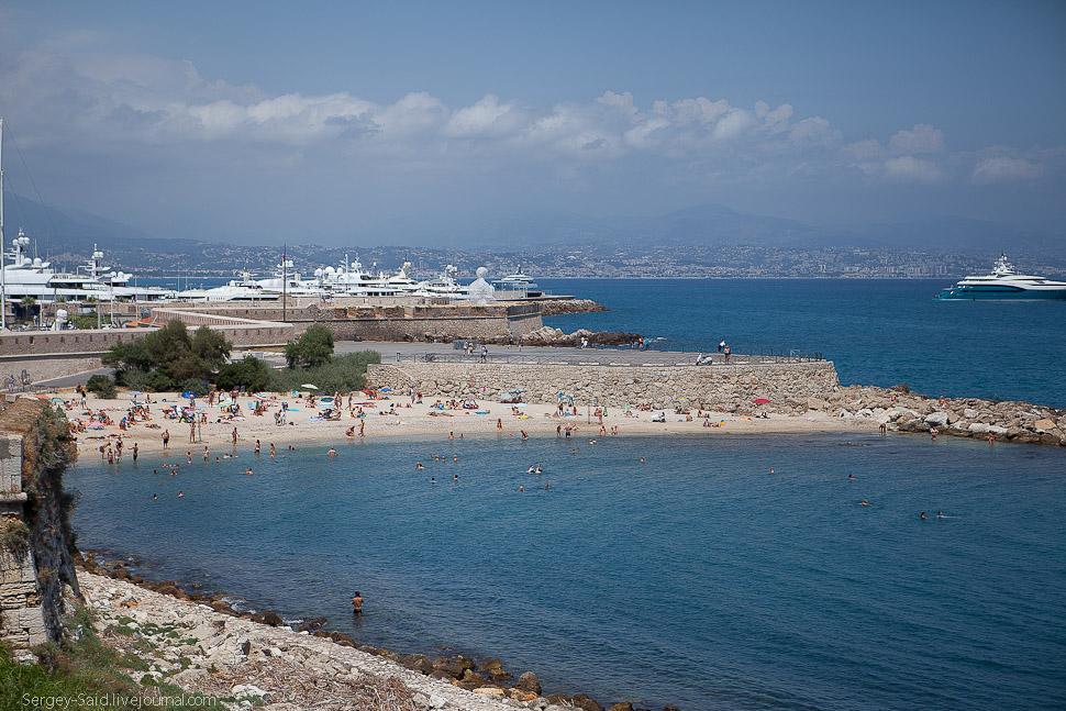 Суровая правда о пляжном отдыхе на Лазурном берегу Франции