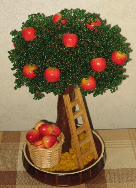 Поделки связанные с яблоками 10