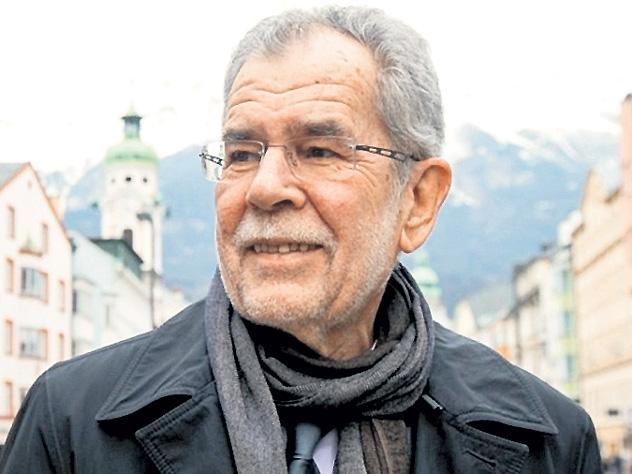 Президент Австрии унизил президента Украины