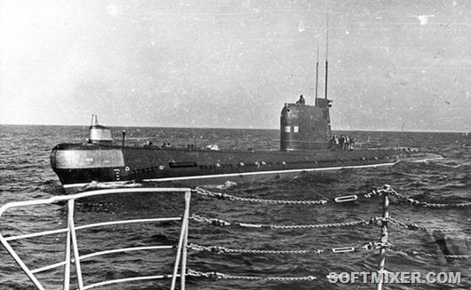 Как советские подводники аме…