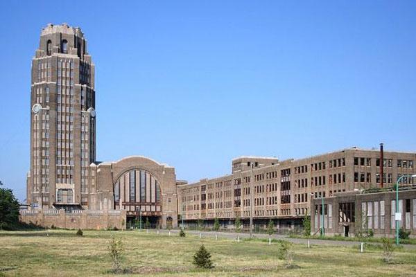 Buffalo Central Terminal, Буффало, США