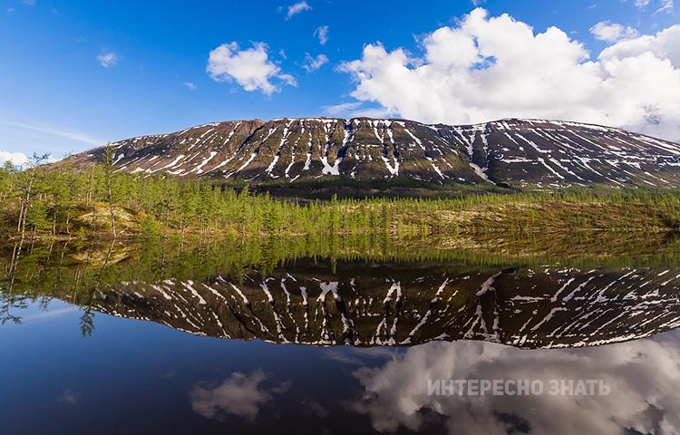 Завораживающая природа России: 5 мест невероятной красоты