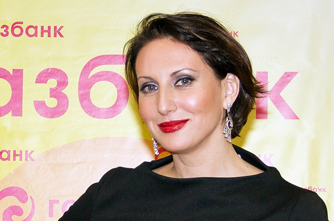 Алика Смехова рассекретила своего любимого