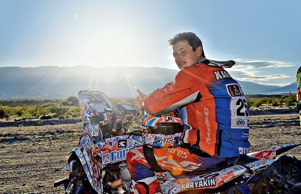История россиянина, выигравшего гонку  «Дакар»