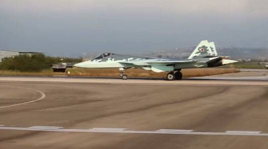 В США указали на пару проблем Су-57