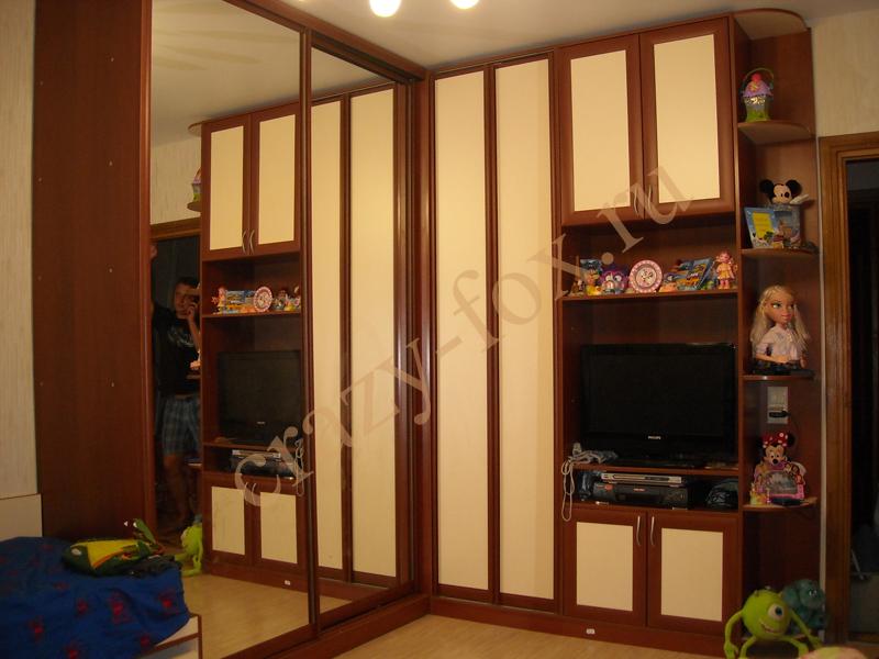 Шкафы купе на заказ, встроенные шкафы купе, двери купе, мебель на заказ