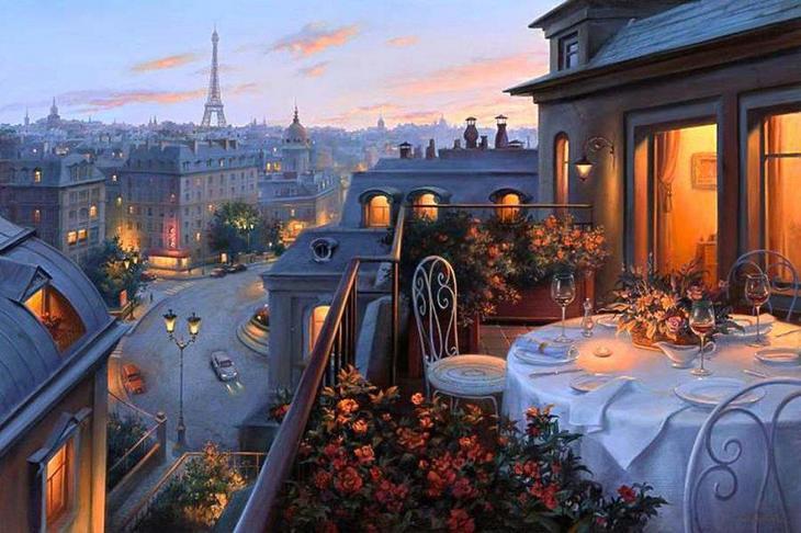 Художник, который рисует все то, что мы сейчас чувствуем - Евгений Лушпин