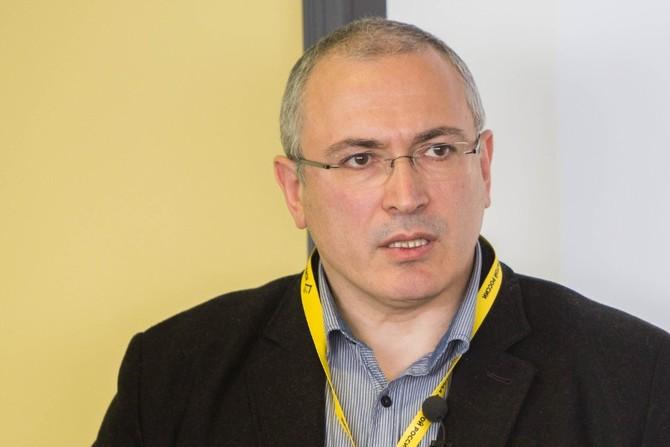 Ходорковский: Россияне, мы с вами можем строить будущее без вождей!