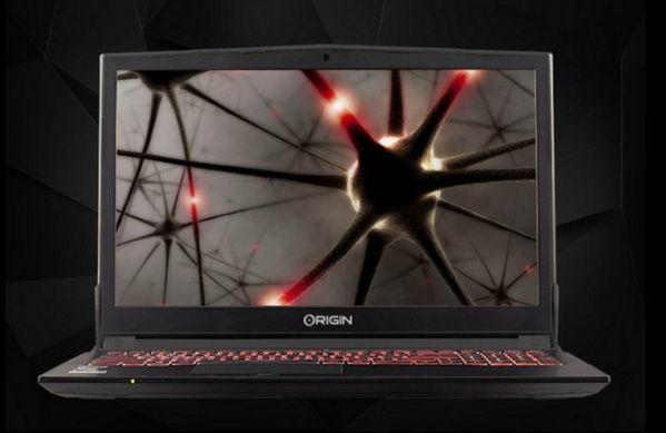 Ноутбук Origin EON15-S оценили в $1000 с видеокартой GTX 1050 Ti