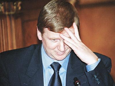 В чей же гроб в 1996 году Чубайс вбил последний гвоздь?