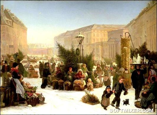 Новый год в Российской Империи