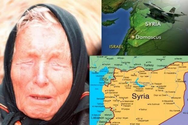Что последует за падением Сирии? Предсказание о Сирии