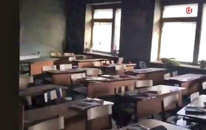 Появились подробности нападения на школу в Бурятии