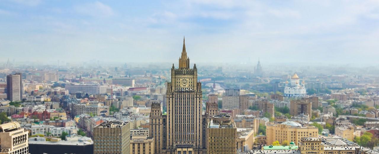 В МИД РФ назвали нецивилизованным призыв Киева к ЕСПЧ по расширению санкций