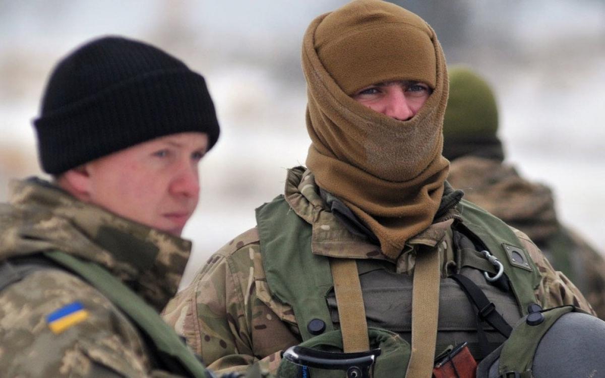 """""""Черная гвардия"""" Украины"""