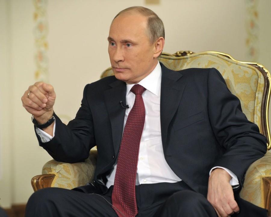 Нагорный Карабах. Владимир Путин держит руку на пульсе