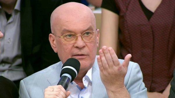 Российский военный аналитик Александр Жилин