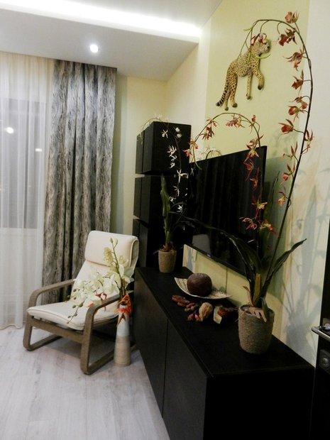 экзотическая спальня
