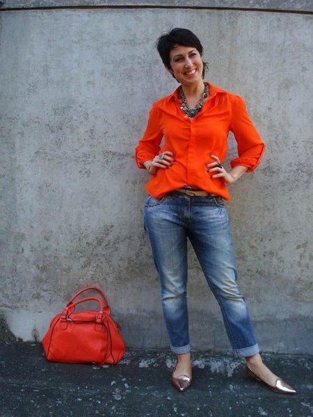 Одежда для лета женщинам в 50: 4 удачных образа