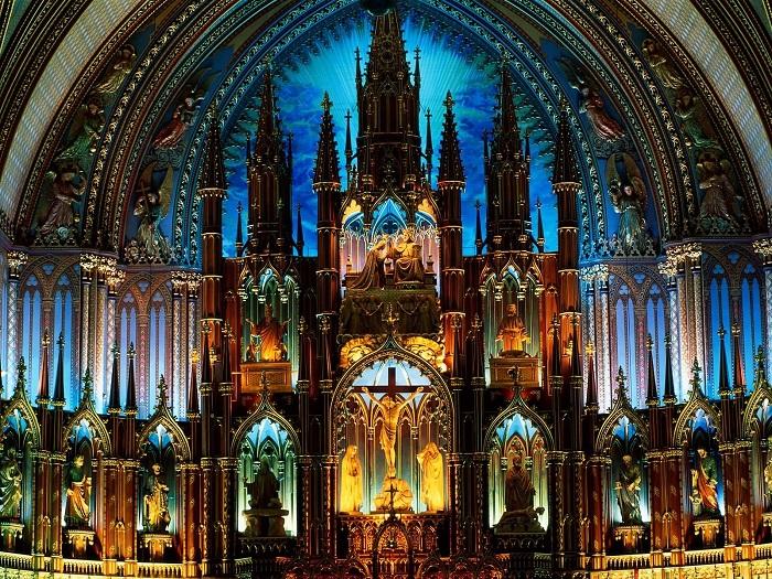 Алтарь собора