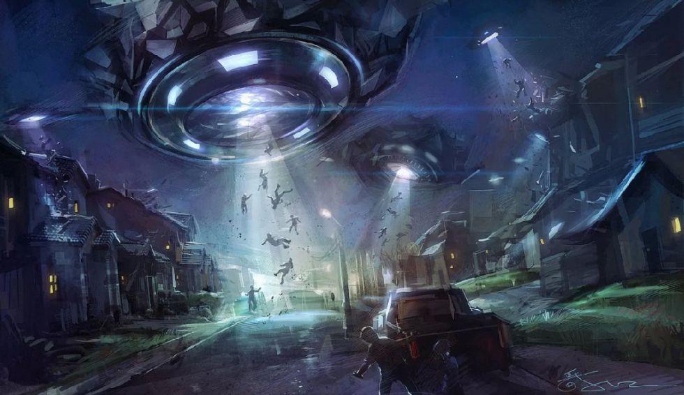 Исходящая от НЛО угроза — по…