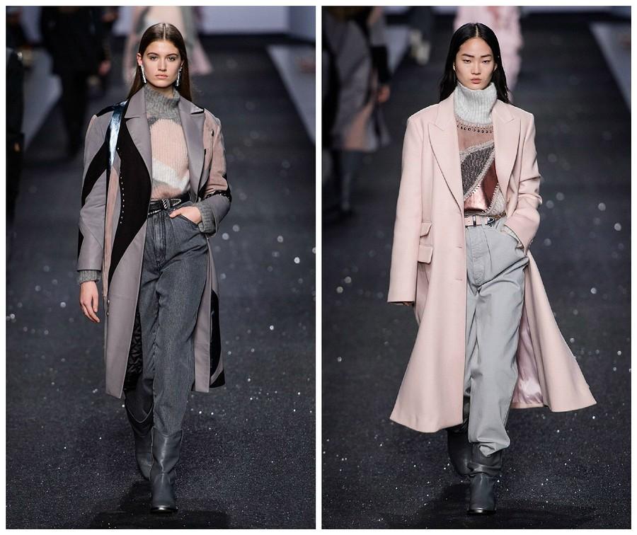 Пальто haute couture осень-зима'19-20: 56 примеров с подиума