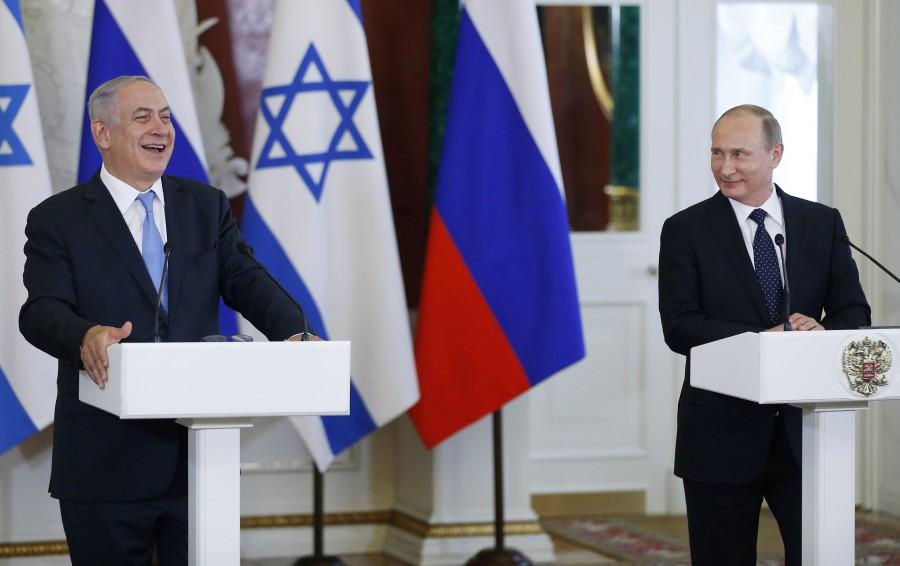 Договорились: так почему «шишки» Израиля ездили в Москву?