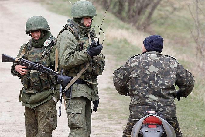 Дежавю по-украински. Будут ли украинские офицеры воевать с русскими?
