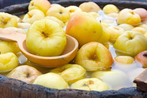 Зачем в старину мочили фрукты и овощи