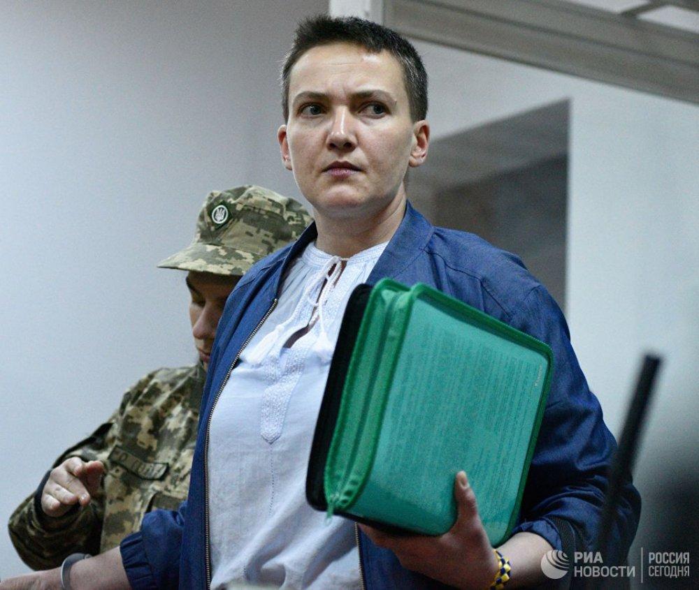 Украина под гипнозом: Савченко или атомная война?