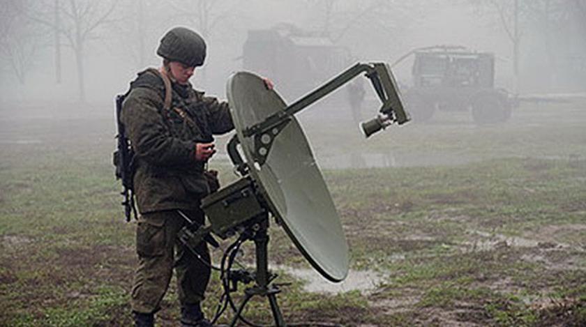 В Донбассе засветилась новейшая система связи РФ