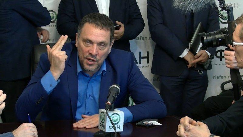 Максим Шевченко готов идти по стопам Немцова