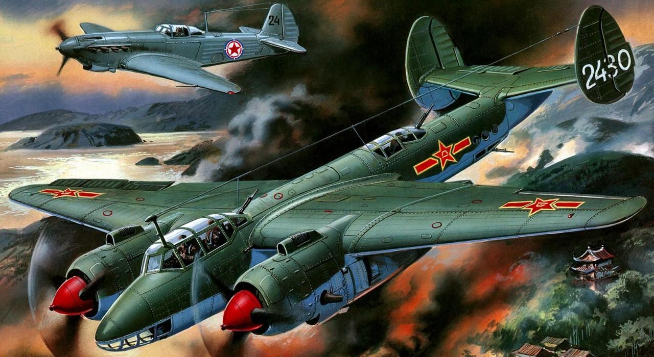 Бурная пенсия самолётов Второй мировой: что случилось с советскими истребителями?