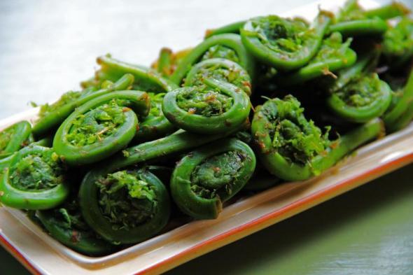 Просто вкусный салат из баклажанов