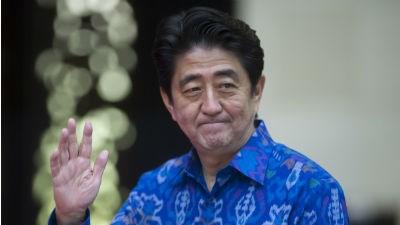Японский премьер вызвал пере…