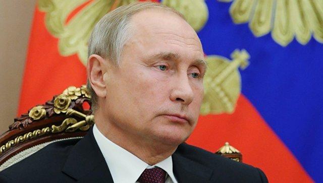 Путин подписал закон о наказ…