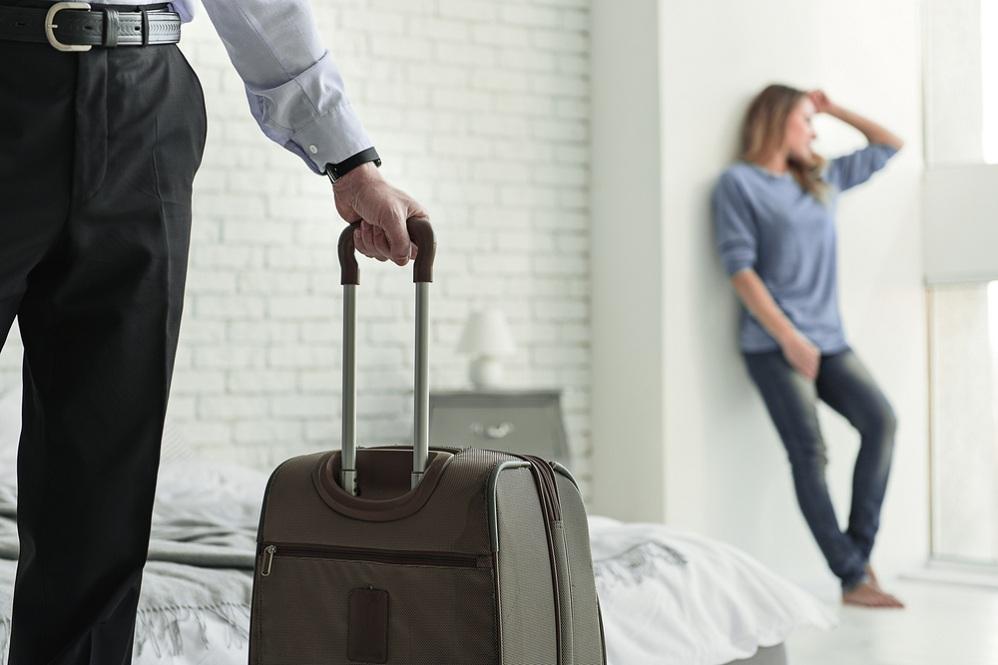 От каких жён уходят мужья?